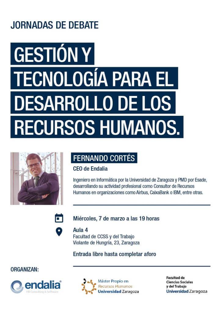 Gestión y tecnología para el desarrollo de los Recursos Humanos