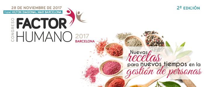 Endalia en el II Congreso de Factor Humano Barcelona