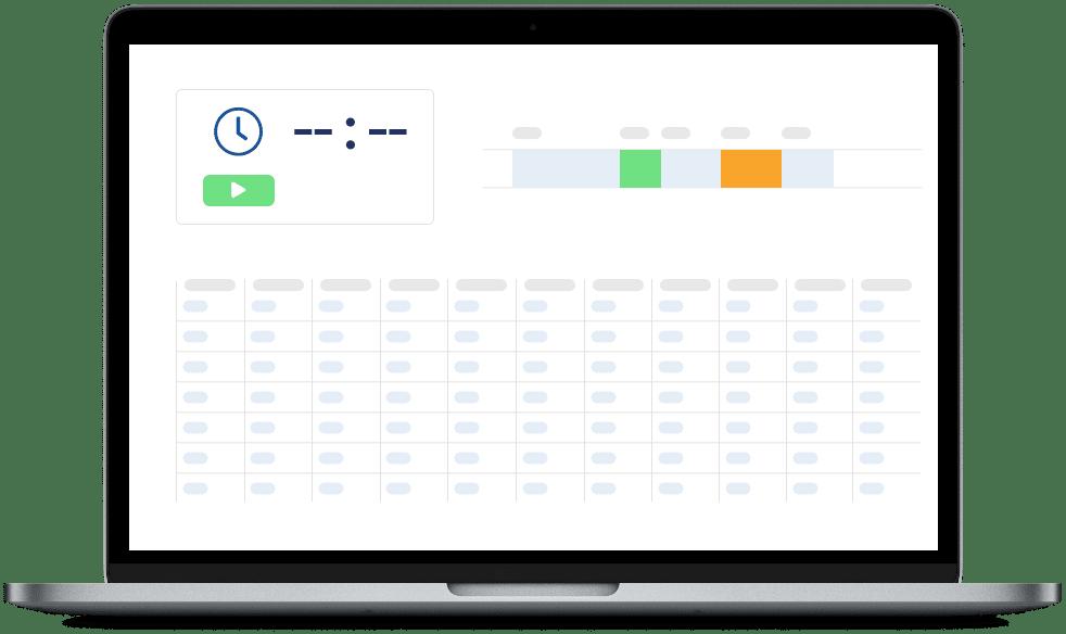software registro horario Software de gestión de registro horario y planificación de turnos